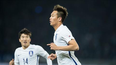 Corea del Sur dejó escapar el triunfo en los últimos minut...