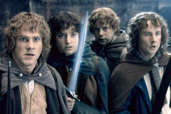 9) The Lord of the Rings: The Fellowship of the Ring. (2001)