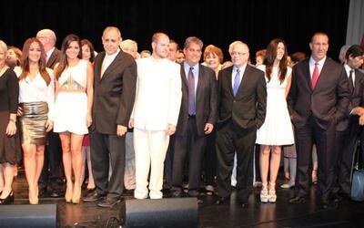 El éxito profesional y los logros alcanzados por latinos, fueron...