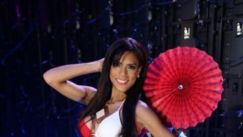 La dominicana llegó a la competencia y cambió el cl&aacute...