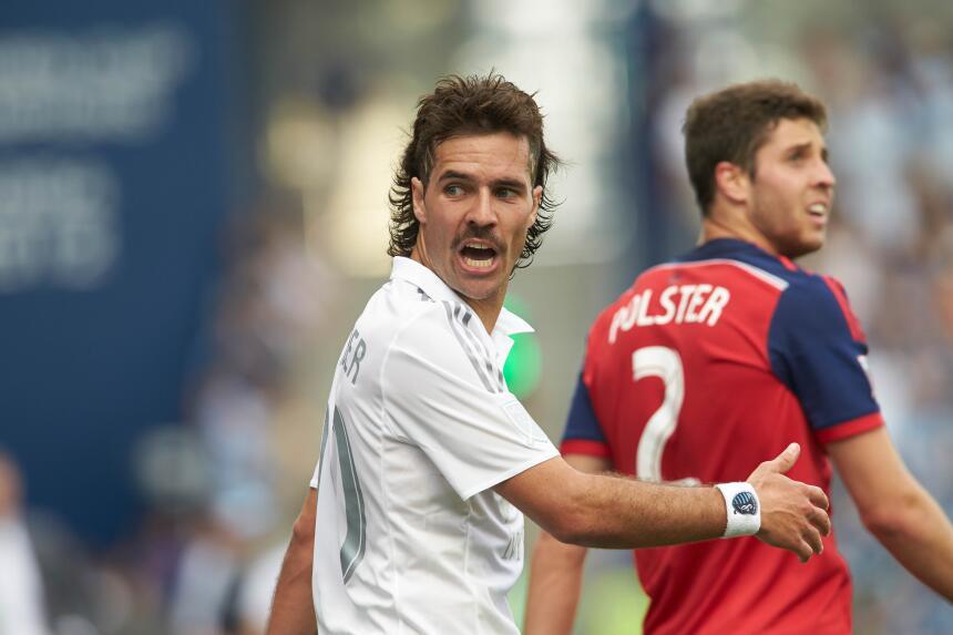 Fútbol con bigote: aprovechamos #Movember para recordar a los mejores mu...