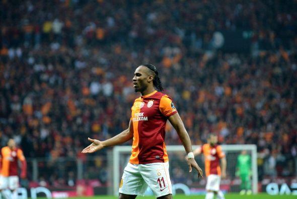 16. Galatasaray: El equipo turco es otro de los que se han visto impulsa...