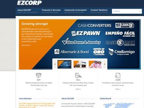 EZCORP- Esta institución bancaria está buscando empleados...