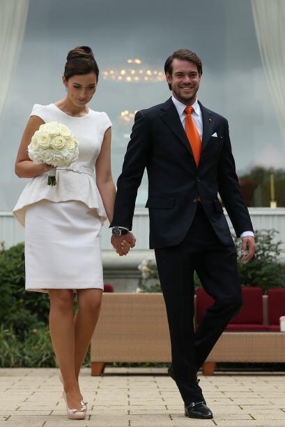 La boda del príncipe Félix de Luxemburgo 73c0321a706848eaaf738eb91bbf6d5...