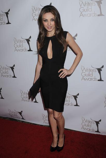 ¡Uff Mila! Con razón eres considerada la mujer más sexy del mundo y tan...