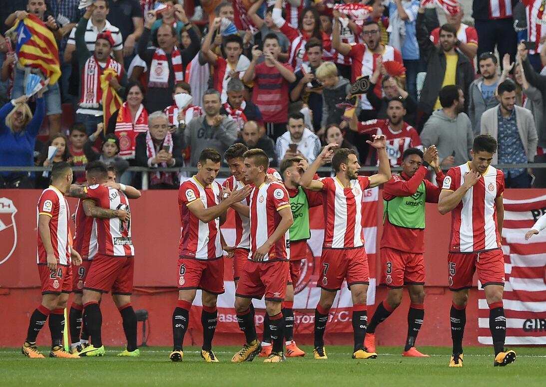 Girona visita por primera vez el Santiago Bernabéu y quiere seguir sorpr...