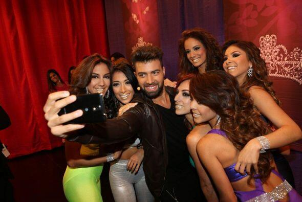 ¿Qué tal el 'selfie' de Jencarlos? Seguro esta foto ser&aa...