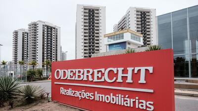 La constructora brasileña tejió una red de corrupci&oacute...