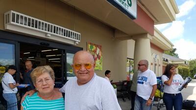 Los boricuas Gabriel Rodríguez y Carmen Delgado dicen que tienen claro s...