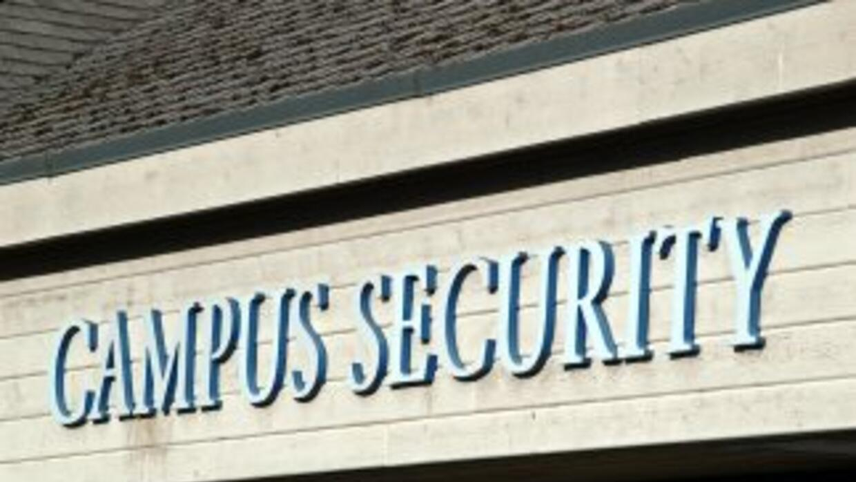 Seguridad en el campus