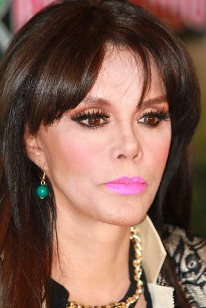 "Lucía Méndez: ""De corazón les digo que me duele mucho perderla, descanse..."