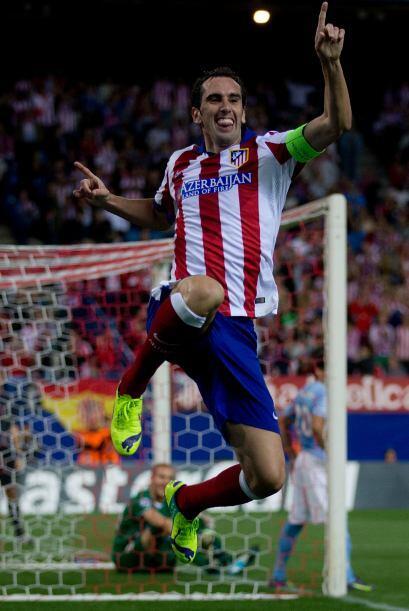 Por su parte el equipo del Atlético de Madrid goleó al d&e...