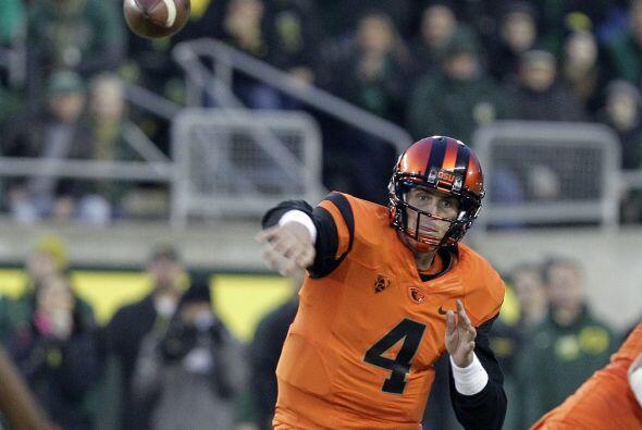 5. Sean Mannion, Oregon State (AP-NFL).
