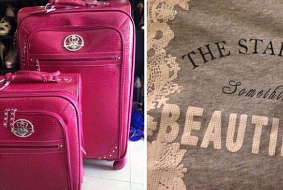 Llegó la hora de preparar las maletas llenas, principalmente, ¡de amor!