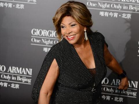 La leyenda de la música soul Tina Turner renunció a finale...
