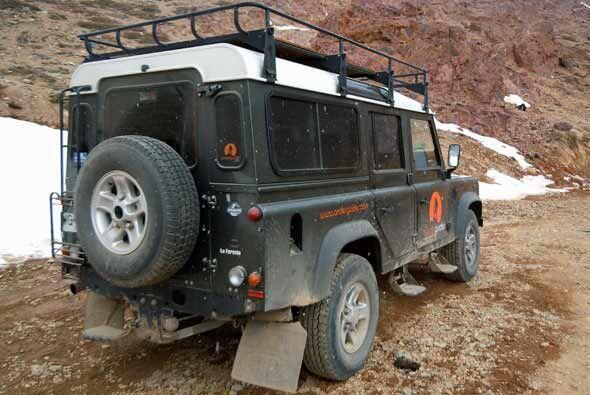 A esta SUV solo hay que agregarle un par de cosas para adecuarla a cualq...