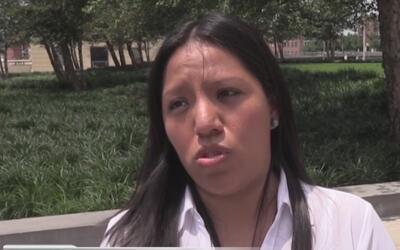 Dreamer de Atlanta acude a Corte para renovar su permiso de trabajo