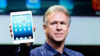 Los rumores resultaron ciertos y Apple presentó su nueva iPad mini, un d...