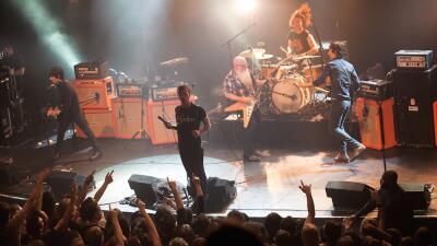 Eagles of Death Metal regresa a escenarios de París luego de los atentados