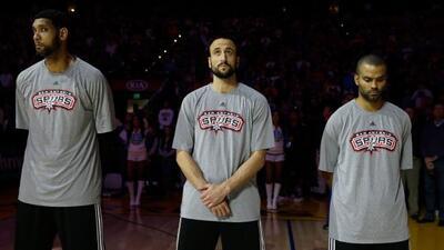 Los Spurs consiguieron una nueva victoria, al derrotar a los Kings de Sa...