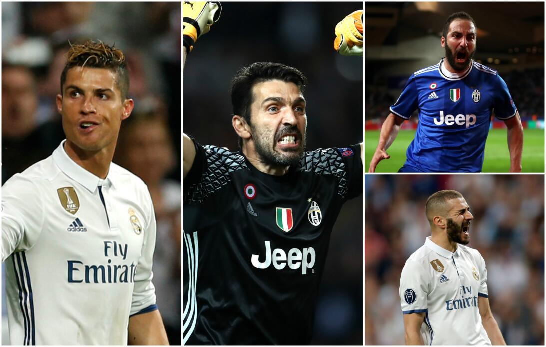 El equipo de la semana de la Champions quedó plagado de jugadores del Ma...