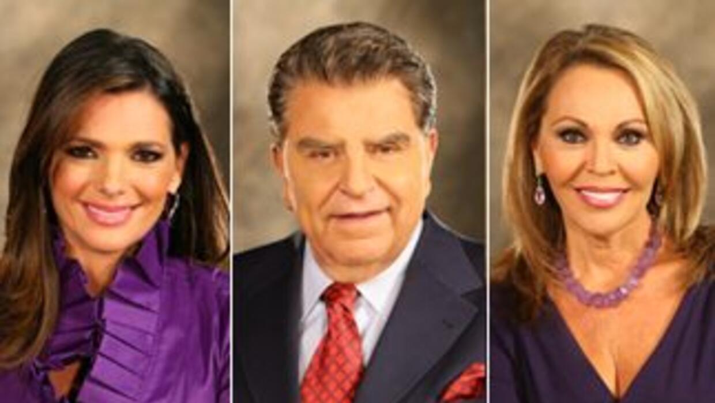 Los talentos de Univision promueven la educación de los hispanos.