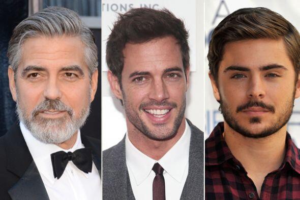 Festejamos el día del hombre, además el mes de la barba, por eso le deja...