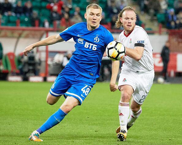 El 9 nato del cuadro ruso, Evgeni Lutsenko, sería un gran aporte para el...