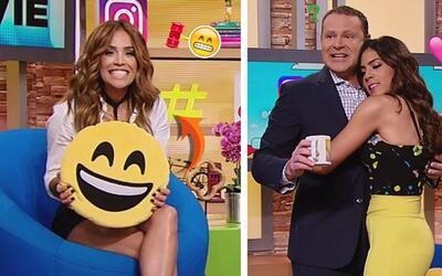 #DAEnUnMinuto: Alan y Francisca imitaron a Shannon y Canelo, y Karla se...