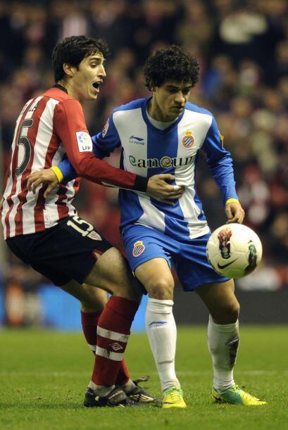 Athletic de Bilbao y el Espanyol protagonizaron un tremendo partido, don...