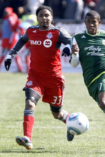 Dos goles de Javier Martina le dieron el triunfo al Toronto FC en la fec...