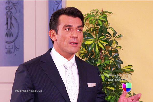 Ya es momento Fernando, tienes que decirles a tus hijos que te casar&aac...