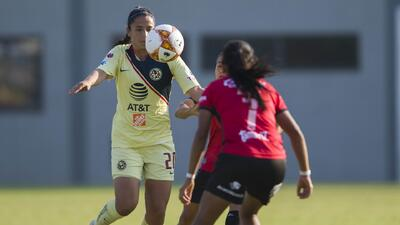 América vs. Lobos BUAP en la Liga MX Femenil: entre tributos y nuevas experiencias