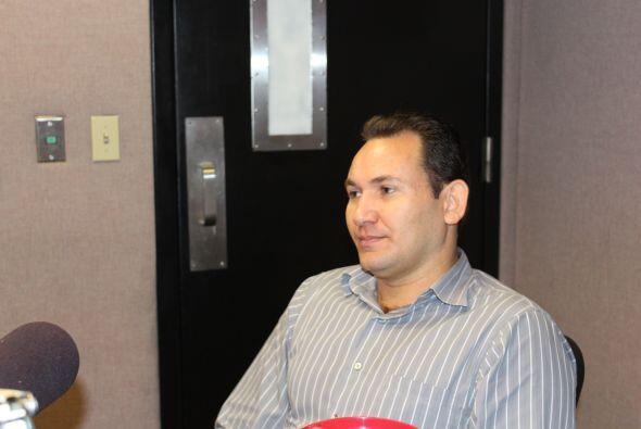 Fariñas legó con el ex preso político liberado del Grupo de los 75, Luis...