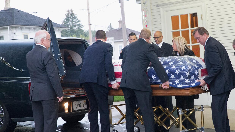 Funeral Joseph Gliniewicz