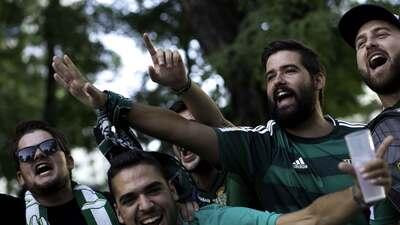 Betis condenó al Sporting con dos errores