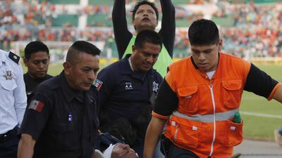 Frustración, violencia y sangre en Chiapas