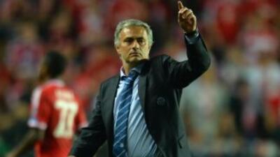 Mourinho ahora triunfará como personaje de serie animada.