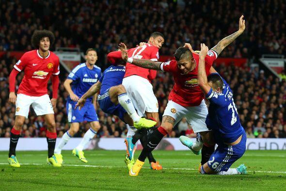 Algunos penaltis no marcados mantenían el juego sin anotaciones.
