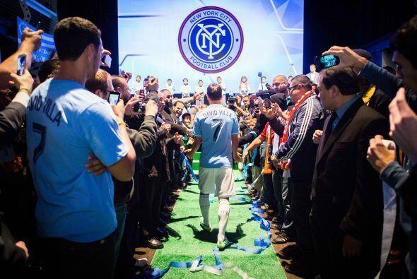 New York City FC es uno de los dos equipos de expansión de la Major Leag...