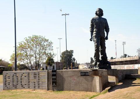 Monumento Che Guevara en Rosario