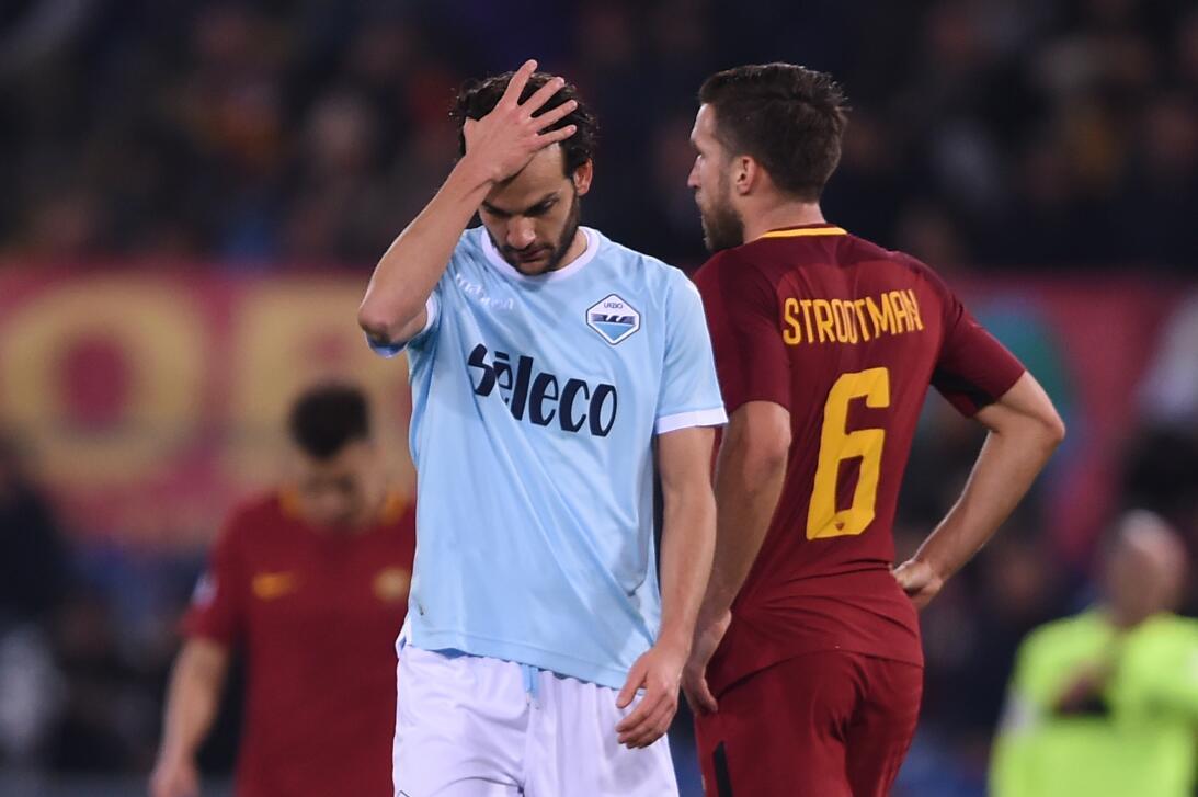 15 de abril - Lazio Vs. Roma (Serie A)