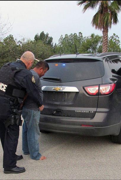 Al menos 15 personas fueron detenidas hoy, relacionados con presunto rec...