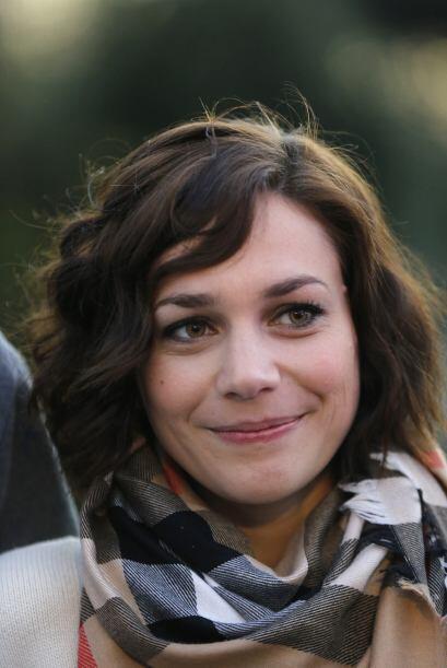 La francesa Nathalie Pechalat, es una de las más bellas patinador...