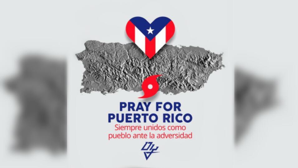 Daddy Yankee le recordó a los puertorriqueños que Dios nun...
