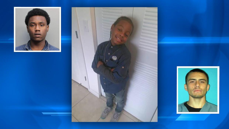 Bajo arrestos dos sospechosos de asesinar a niño de 7 años