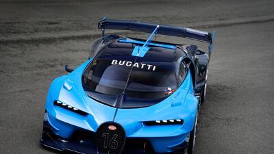 Bugatti Vision Gran Turismo - Imágenes Oficiales