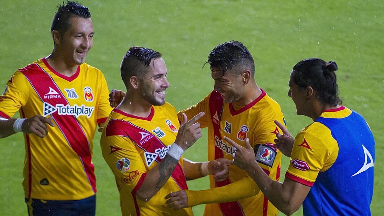 Mauro Cejas le dio el triunfo a Morelia.