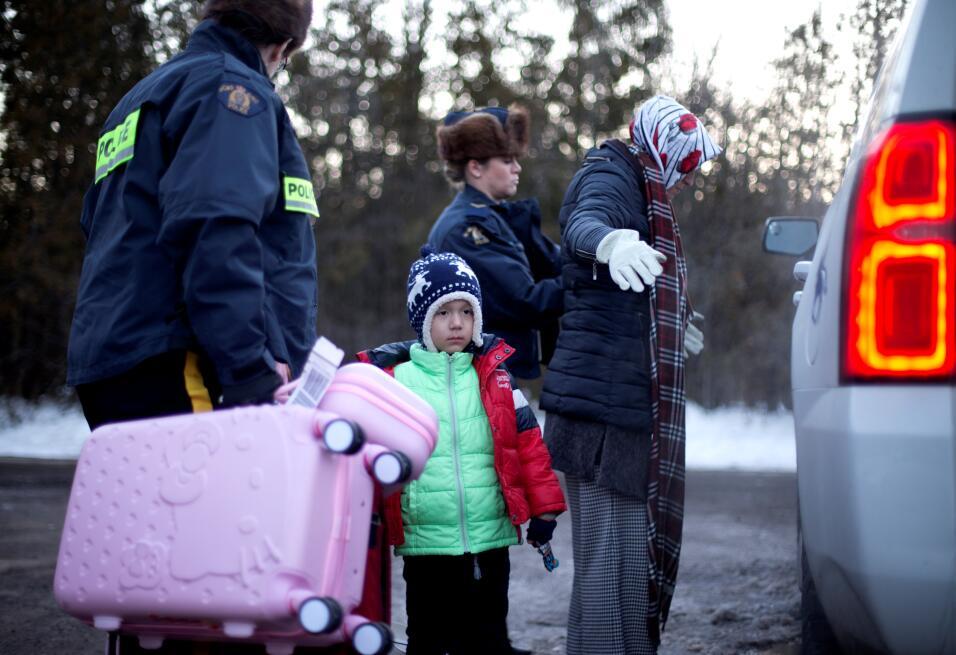 Refugiados a Canadá