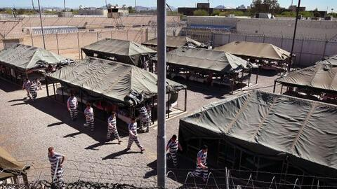 """El alguacil mantiene más de mil reos en la famosa cárcel conocida como """"..."""